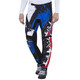 ONeal Element Pants Men SHOCKER black/blue/red